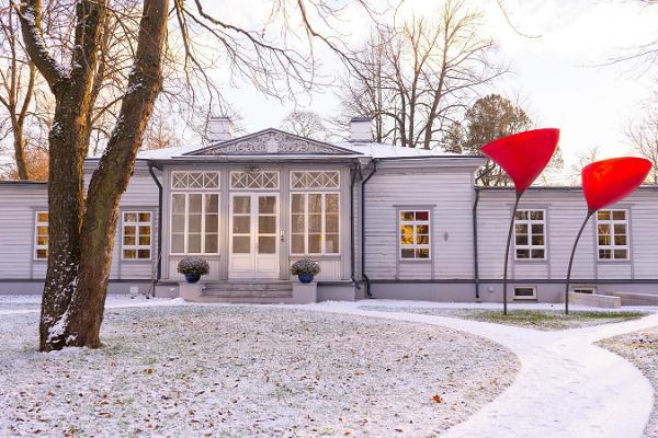 Seminarräume des Sommergutshofs Kadriorg (dt. Catharinenthal)