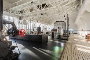 Feier- und Seminarräume des Energie-Entdeckungszentrums
