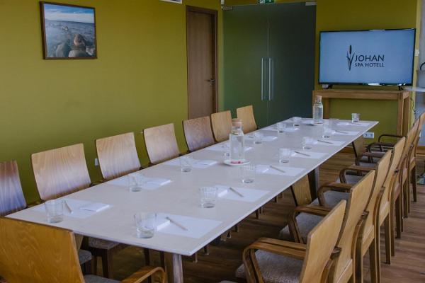 Seminars at Johan Spa Hotel