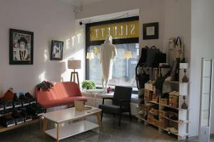 Estonian fashion store Siluett