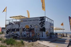Pärnu Surf Center leijalautailukoulutus Pärnussa ja Viron eri paikoissa