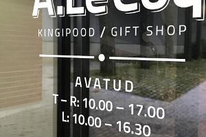 A. Le Coqi kingipood