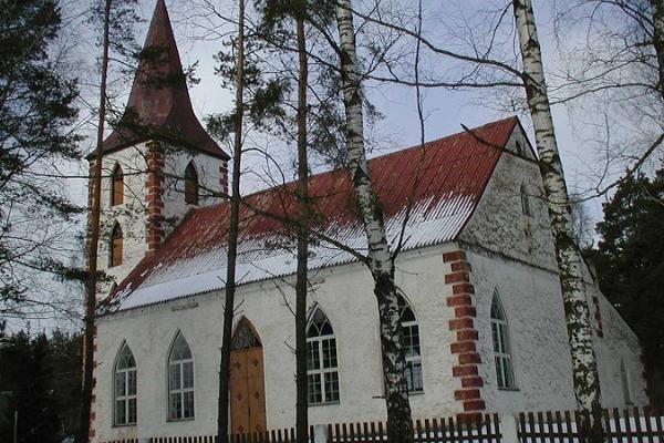 Pindi kirik Lasvas