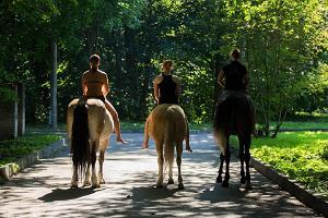 Ratsutamine Tallinna Hipodroomil