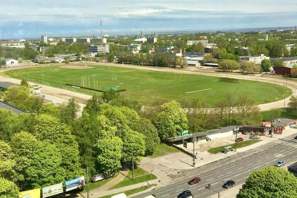 Таллиннский ипподром