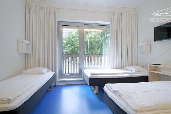 """Hostelis """"Pärnu Rannastaadioni"""""""
