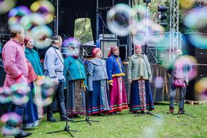 Lamprey Festival in Narva-Jõesuu