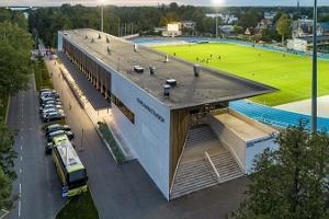 Strandstadion in Pärnu