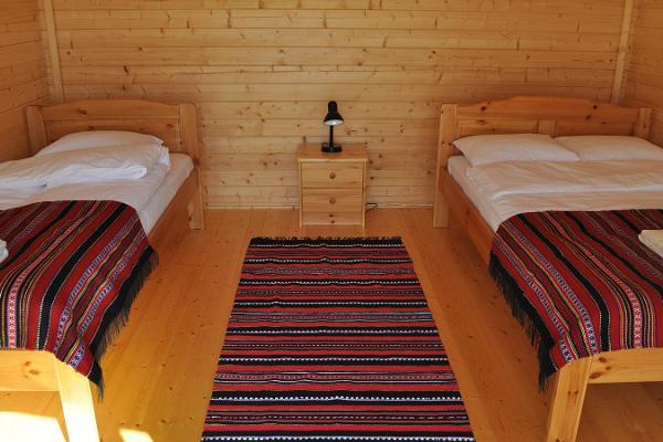 Pärnamäe Farm camping houses in Kihnu