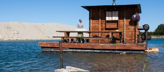Die Top 10 der verrückten Saunas in Estland