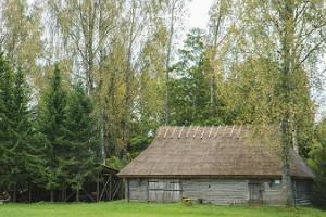 Das Bauernhofmuseum von Paduvere