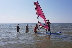 Windsurfing training by Pärnu Surf Centre in Pärnu and elsewhere in Estonia