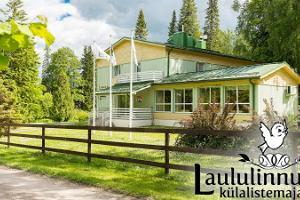 Das Gästehaus Laululinnu, das Seminar