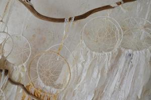 KriKi special workshops: breastpins and dreamcatchers
