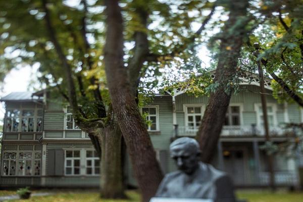 Квартира-музей Антона Хансена Таммсааре