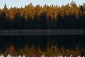 Entu ezeru atpūtas zonas