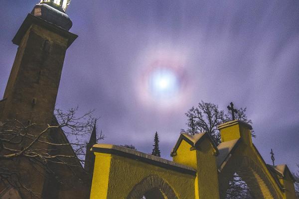 Kirche zu Simuna (dt. Simonis)