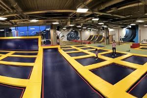 Super Skypark trampoline and playground centre