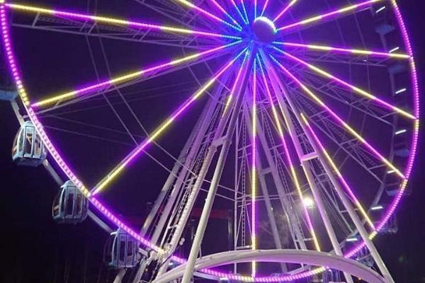 Pariserhjulet SkyWheel of Tallinn