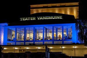 Teater Vanemuine (stora husets konferenscentrum)