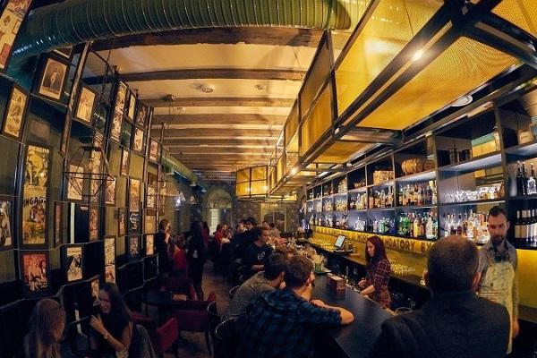 Sigmund Freud Bar