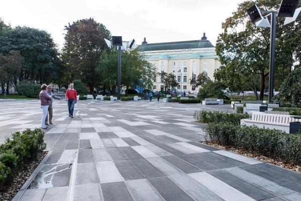 Парк Таммсааре