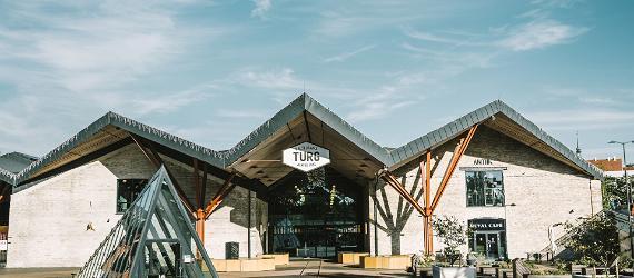 Der Markt am Baltischen Bahnhof, Tallinn