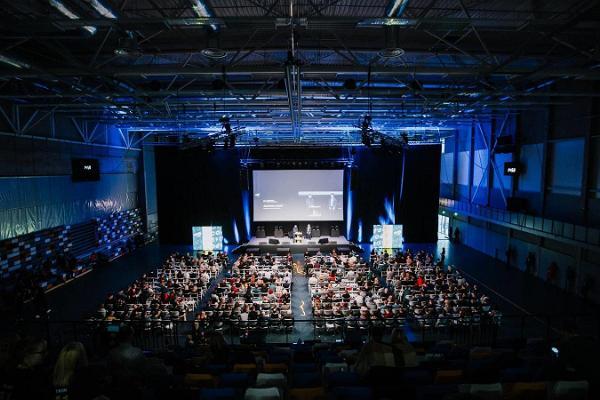 Tarton yliopiston akateemisen urheilukerhon konferenssikeskus