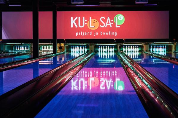 KU:LSA:L Keila- ja biljardihalli