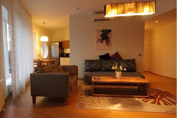 Külaliskorterid Wilde Apartments: Tigutorn