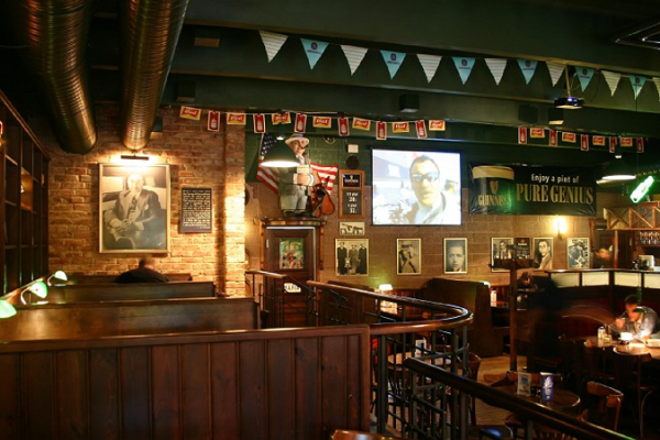 Pub Riistiisa (der Pate)