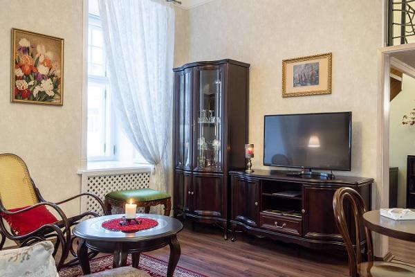 Loma-asunto Classic Tallinnan vanhassakaupungissa
