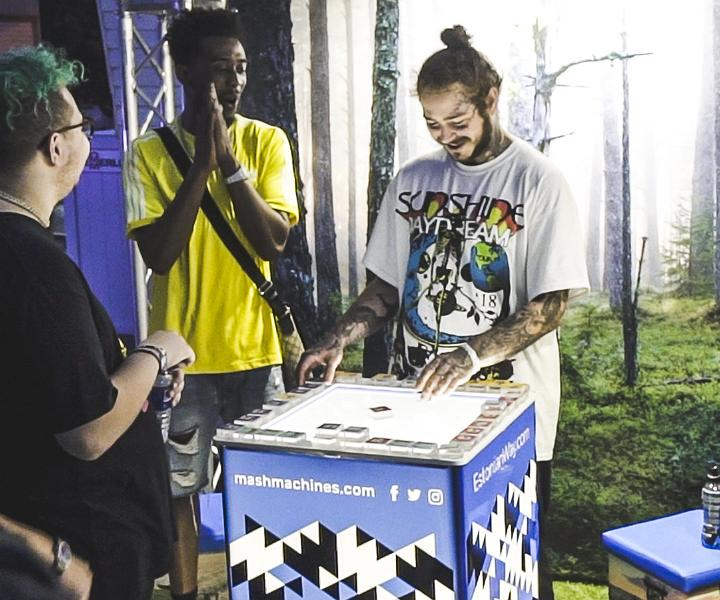Making music the #EstonianWay with Post Malone