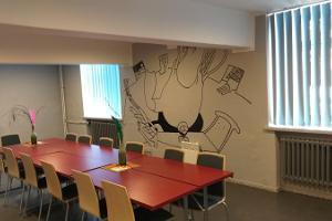 Seminar- und Festräume im Tatruer Studentenhaus