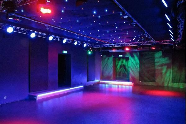 Party and seminar rooms at Tartu Student Club