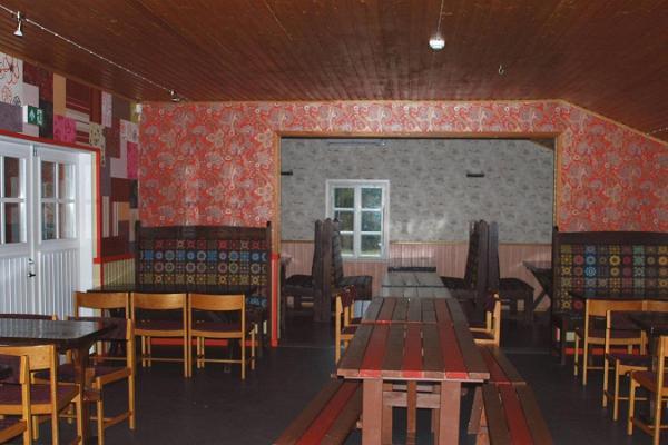 Kurase kafé på Kynö