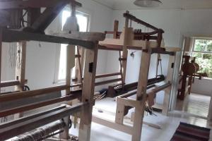 Iida's summer school on weaving