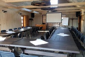Seminarielokaler i Paekalda Rekreationscenter