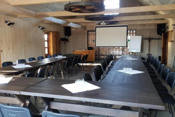Seminarräume im Erholungszentrum Paekalda