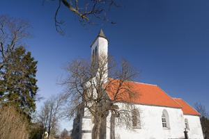 Church of the Holy Cross in Harju-Risti