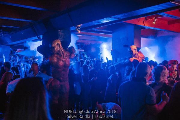 Nightclub Africa