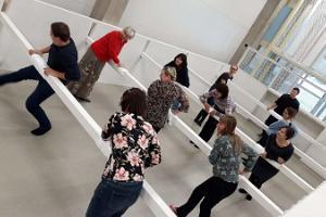 Залы для семинаров в игровом центре Kidsland