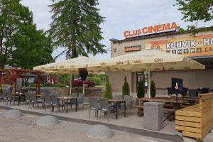 Yökerho Club Cinema