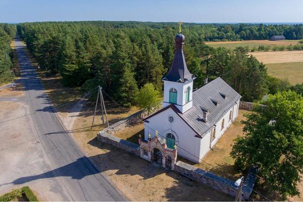Kihnun Pyhän Nikolain kirkko