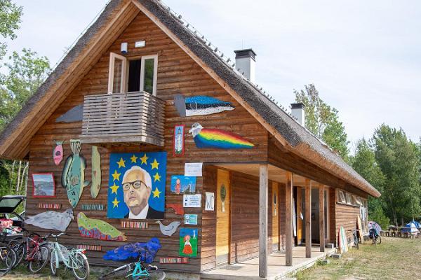 Metsamaa arvsgård på Kynö