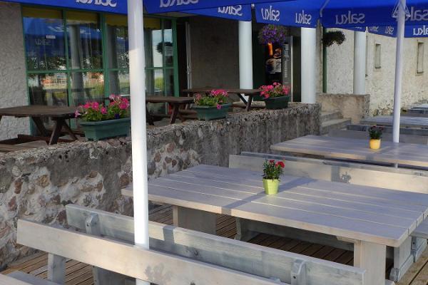 Kuremā pludmales kafejnīca