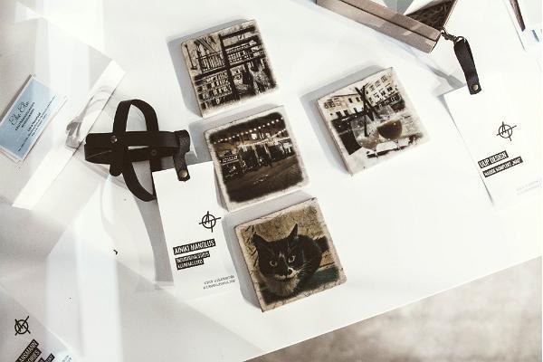 """Kunst- und Designgeschäft """"Made in Aparaaditehas"""""""