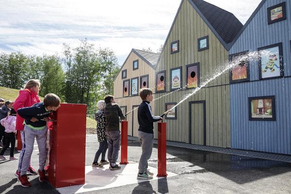 Abenteuerzentrum in Kiviõli