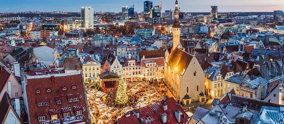 800 Jahre Tallinn