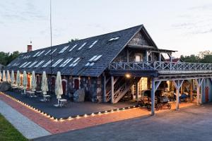 Gästehaus der Graniitvilla von Laitse
